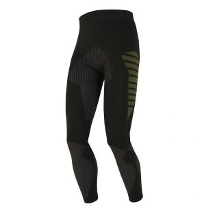 4 Seasons Under Pants Black/Yellow Fluo