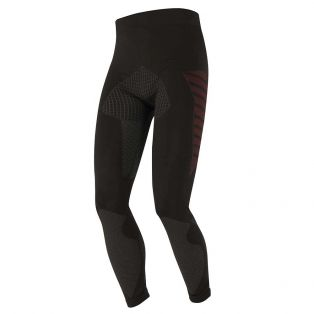 Warm Under Pants Black/Red