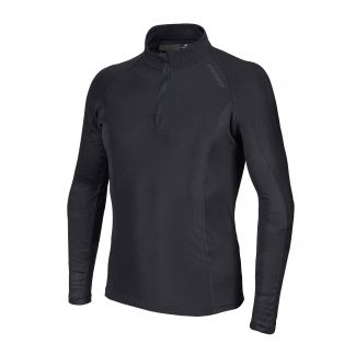 Travel Light Long Sleeve Under Shirt Black