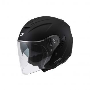 HP3.81 jet helmet Matt Black