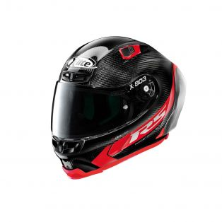 X-803 RS Ultra Carbon Rosso Hot Lap
