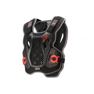 Pettorina Bionic Action Black/Red