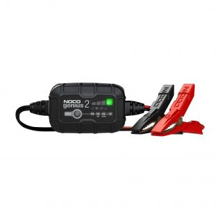 GENIUS2  6V/12V 2-Amp Lithium Battery Charger