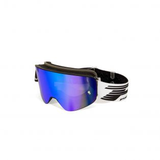 3205 Magnet Goggles Matt Black/Blue