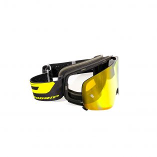 3205 Magnet Goggles Matt Black/Yellow