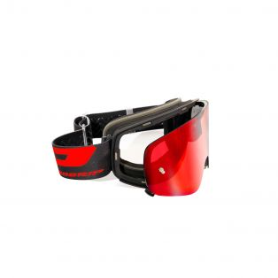 3205 Magnet Goggles Matt Black/Red