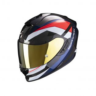 EXO-1400 Carbon Air full face helmet Legione Red/Blue