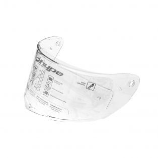 Transparent visor HP5.81/HP5.91