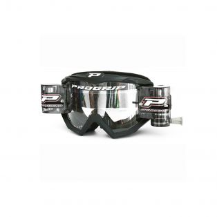 3201 Offroad goggles with Roll Off System Black with Roll-Off