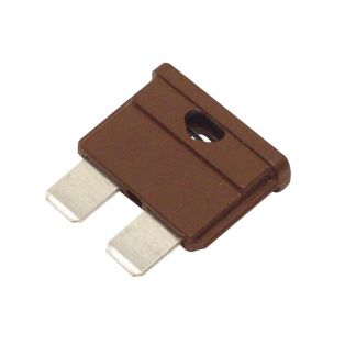 7,5 AMP Fuse - Brown