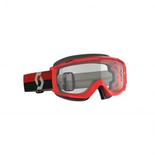 Split Pro OTG Goggles Red/Grey
