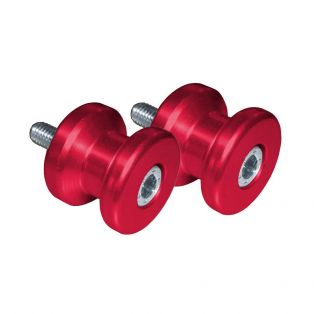 M6 Swing Arm Spools Red