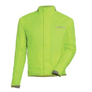 Nano Rain Jacket Plus Yellow Fluo