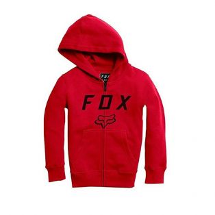 Youthy Legacy Moth Zip Hoody Flame Red