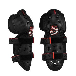 Profile 2.0 Junior Knee Guards Black