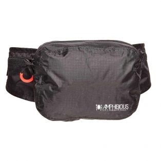 X-Light Waist Bag Black