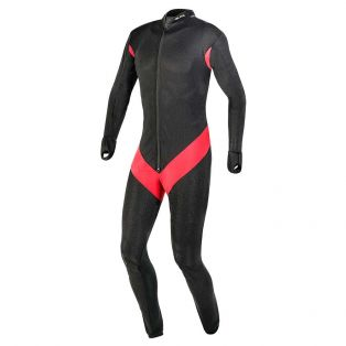 Gp Mesh Undersuit Black/Red