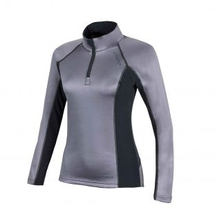 Travel Warm Long Sleeves  Lady Jersey Black