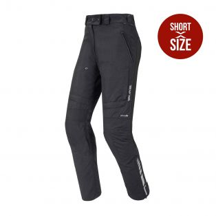 Short Gate Aqvadry trousers for Lady Black Short Cut