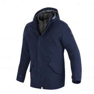 Brera Jacket, Aqvadry Cee for man Blue Navy