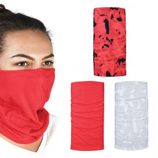 Comfy 3 Pack Bandana Havoc / Red