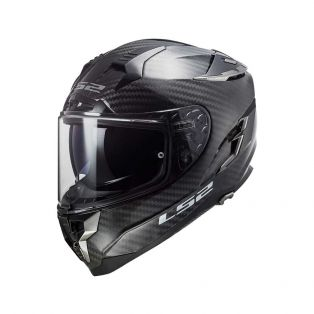 FF327 Challenger Carbon Helmet Solid Glossy