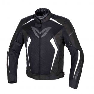 Speed Flow Jacket Black/White/Black