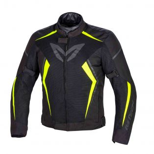 Speed Flow Jacket Black/Fluo Yellow/Black