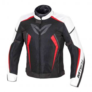 Speed Flow Jacket White/Red/Black