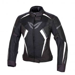 Speed Flow Jacket - Lady fit Black/White/Black