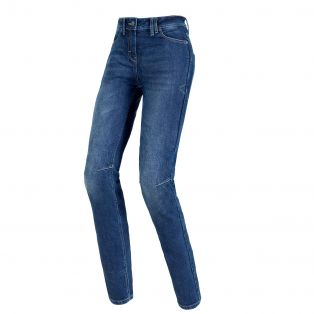 Denver Kevlar Jeans for Lady Dark Blue