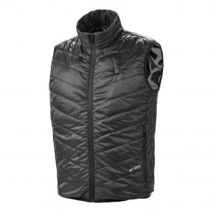 Thermo Fire quilted vest Back