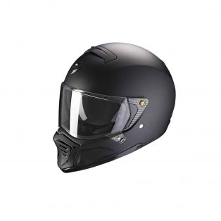 Casco EXO-HX1 Matt Black