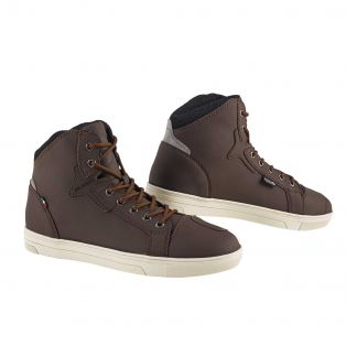 Motorcycle shoes Style 2.3 Aqvadry Brown