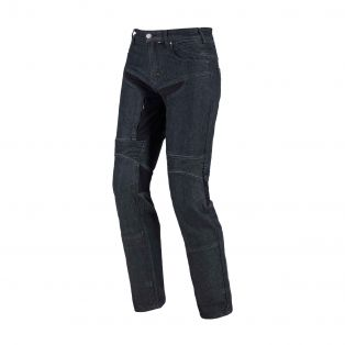 Motorcycle trousers X-Force Deep Black