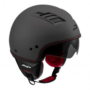 Motorcycle helmet HP2.60 AIR Matt Anthracite