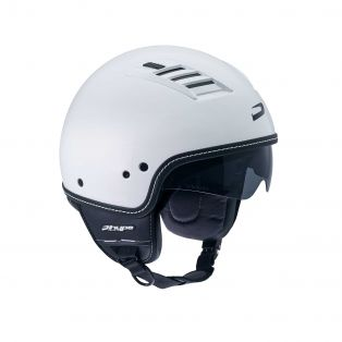 Motorcycle helmet HP2.60 AIR Glossy White