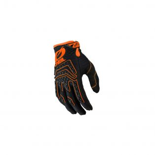 Sniper Elite MY21 Motocross gloves Black/Orange