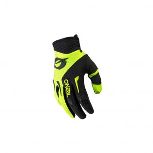 Element MY21 off road gloves Fluo Yellow/Black