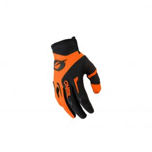 Element MY21 off road gloves Orange/Black