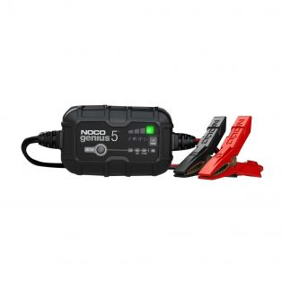 GENIUS 5 - 6V/12V 5-Amp Smart Battery Charger
