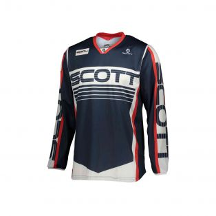 350 Race offroad Jersey Blue/Red