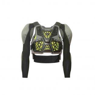 Specktrum Body Armour Level 2 Black/Yellow fluo