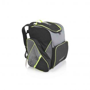 Jerla motocross backpack Black/Fluo Yellow
