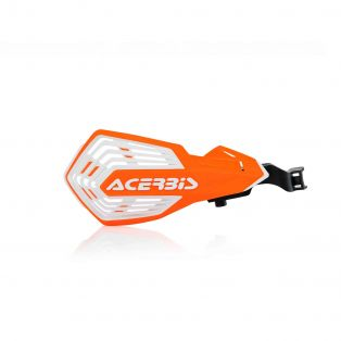 K-FUTURE HANDGUARDS Orange/White