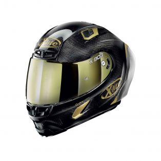 X-803 RS Ultra Carbon Golden Edition Gold